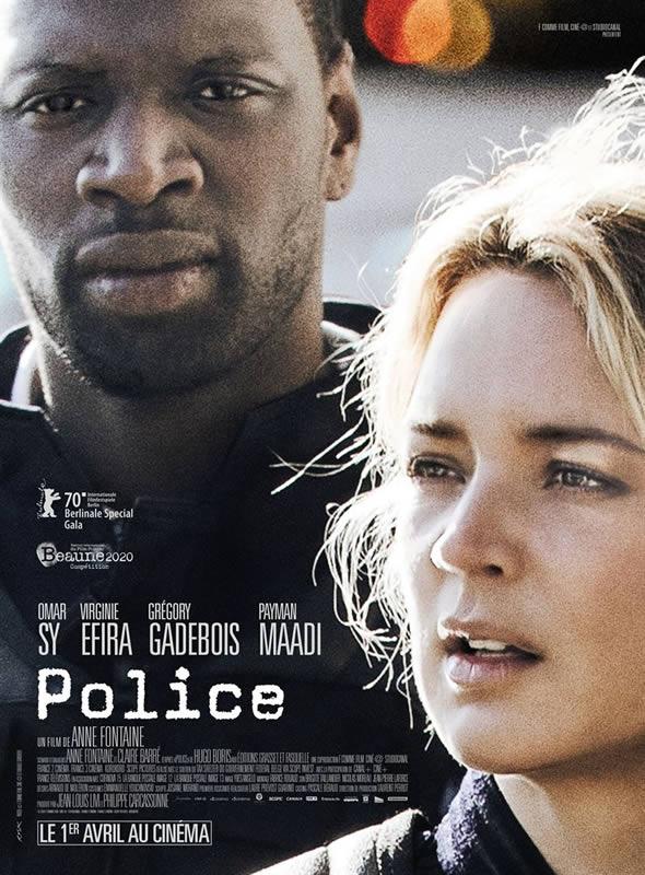 POLICE de Anne Fontaine - Cinémas Les 400 coups - Angers