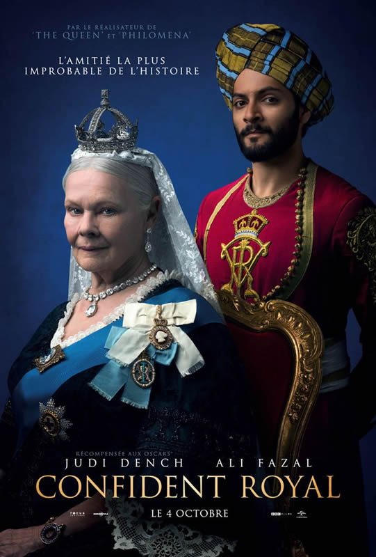 affiche CONFIDENT ROYAL Stephen Frears