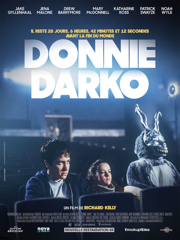 affiche DONNIE DARKO Richard Kelly