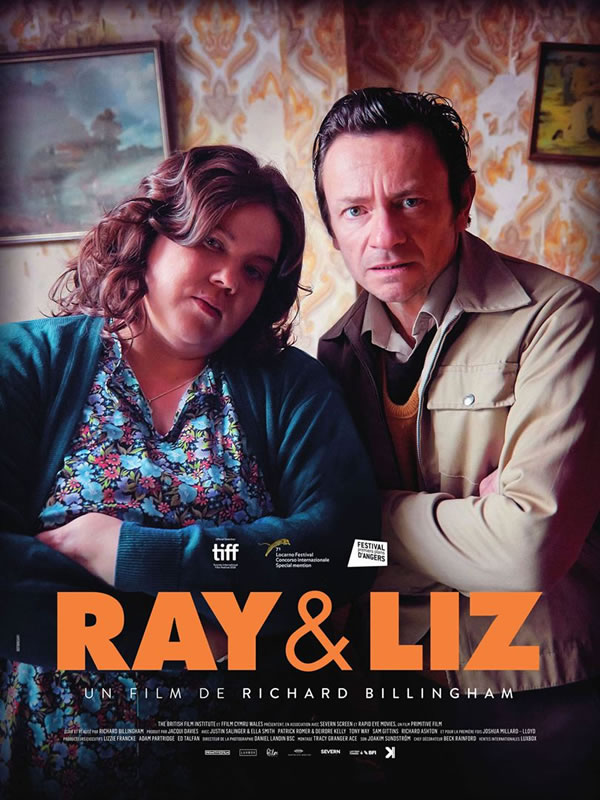 affiche RAY & LIZ Richard Billingham