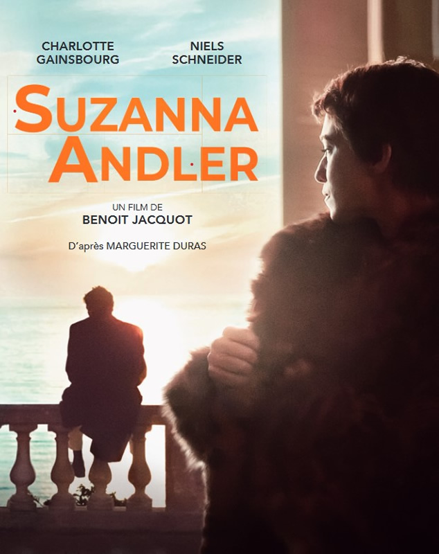 affiche SUZANNA ANDLER Benoît Jacquot