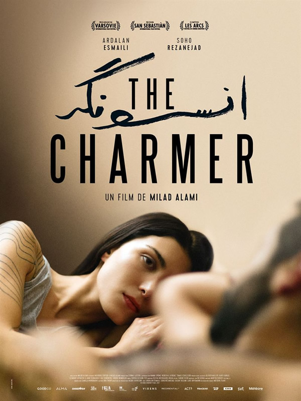 affiche THE CHARMER Milad Alami