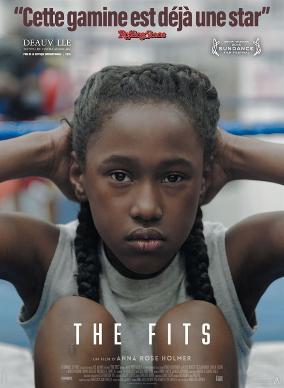 affiche THE FITS Anna Rose Holmer