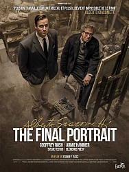 ALBERTO GIACOMETTI, THE FINAL PORTRAIT de Stanley Tucci