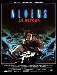 ALIENS LE RETOUR de James Cameron