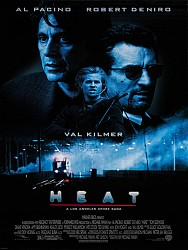 HEAT de Michael Mann