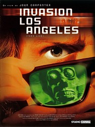 INVASION LOS ANGELES / THEY LIVE de John Carpenter