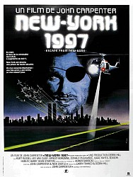 NEW YORK 1997 de John Carpenter