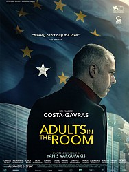 ADULTS IN THE ROOM de Costa Gavras