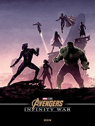 AVENGERS INFINITY WAR de Joe & Anthony Russo
