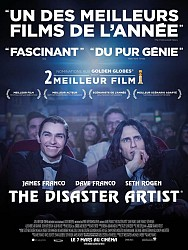THE DISASTER ARTIST de James Franco
