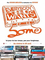 EVERYBODY WANTS SOME !! de Richard Linklater