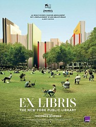 EX LIBRIS : THE NEW YORK PUBLIC LIBRARY de Frederick Wiseman