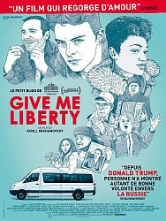 GIVE ME LIBERTY de Kirill Mikhanovsky