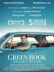 GREEN BOOK : SUR LES ROUTES DU SUD de Peter Farrelly