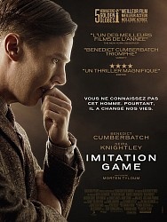 IMITATION GAME de Morten Tyldum