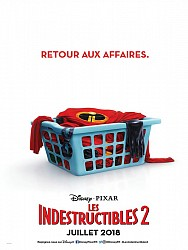 LES INDESTRUCTIBLES 2 de Brad Bird