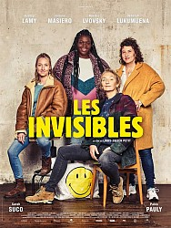 LES INVISIBLES de Louis-Julien Petit