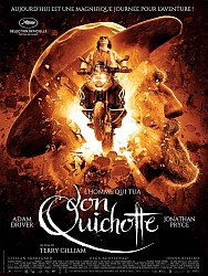 L'HOMME QUI TUA DON QUICHOTTE de Terry Gilliam