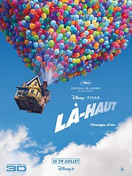 LÀ-HAUT de Pete Docter, Bob Peterson