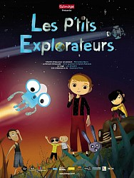 LES P'TITS EXPLORATEURS de Mercedes Marro, Sylwia Szkiladz