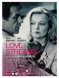 LOVE STREAMS de John Cassavetes