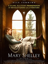 MARY SHELLEY de Haifaa Al Mansour