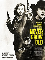 NEVER GROW OLD de Ivan Kavanagh