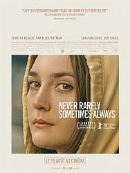 NEVER RARELY SOMETIMES ALWAYS de Eliza Hittman