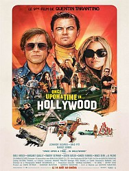 ONCE UPON A TIME IN... HOLLYWOOD de Quentin Tarantino