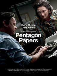 PANTAGON PAPERS de Steven Spielberg