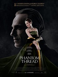 PHANTOM THREAD de Paul Thomas Anderson