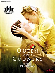 QUEEN AND COUNTRY de John Boorman