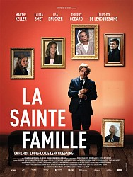 LA SAINTE FAMILLE de Louis-Do de Lencquesaing