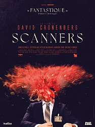 SCANNERS de David Cronenberg