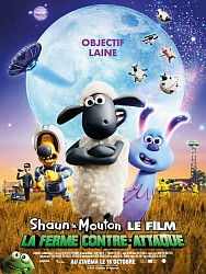 SHAUN LE MOUTON LE FILM : LA FERME CONTRE ATTAQUE de Will Becher & Richard Phelan