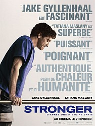 STRONGER de David Gordon Green