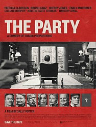 THE PARTY de Sally Potter