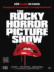 THE ROCKY HORROR PICTURE SHOW de Jim Sharman