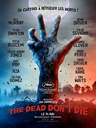 THE DEAD DON'T DIE de Jim Jarmusch