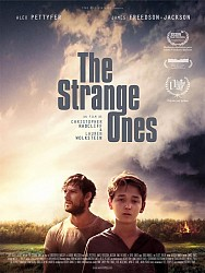 THE STRANGE ONES de Christopher Radcliff & Lauren Wolkstein