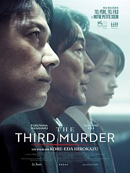 THE THIRD MURDER de Hirokazu Kore-eda