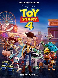 TOY STORY 4 de Josh Cooley