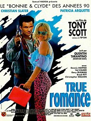 TRUE ROMANCE de Tony Scott