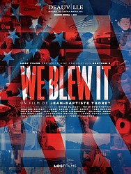 WE BLEW IT de Jean-Baptiste Thoret