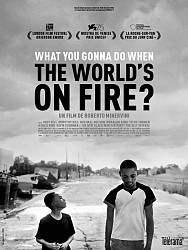 WHAT YOU GONNA DO WHEN THE WORLD'S ON FIRE ? de Roberto Minervini