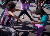 Photo du film THE FITS de Anna Rose Holmer